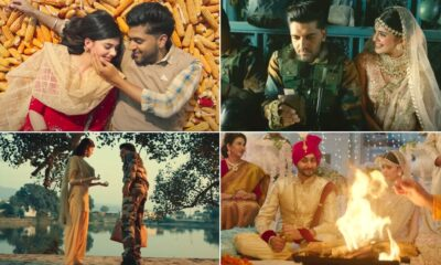 Mehendi Wale Haath: Sanjana Sanghi and Guru Randhawa's Lovestory Remains Incomplete in This Soulful Track (Watch Video)