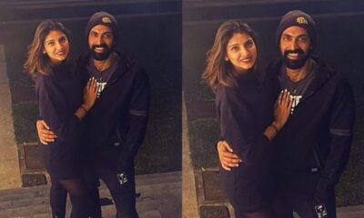 Miheeka Bajaj Shares a Cosy Photo With Husband Rana Daggubati, Thanks 2020 for Oodles of Happiness!
