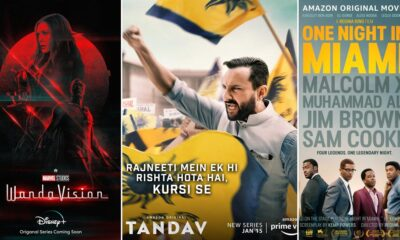 OTT Releases Of The Week: Marvel's Wanda Vision on Disney+ Hotstar, Saif Ali Khan's Tandav, Regina King's One Night in Miami on Amazon Prime and More