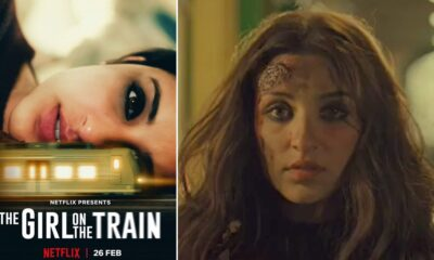 Parineeti Chopra, Avinash Tiwary's The Girl On The Train to Premiere on Netflix on February 26