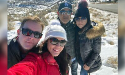 Preity Zinta Shares Glimpse of Her Snowy Road Trip with Husband Gene Goodenough (See Pic)