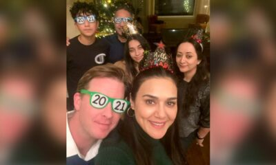 Preity Zinta Shares Still of Her New Year Bash, Sends Good Wishes for Fans