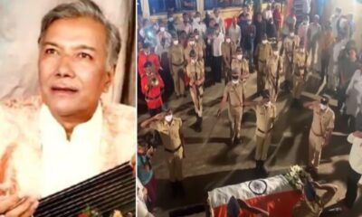 RIP Ustad Ghulam Mustafa Khan: Indian Classical Music Legend Laid to Rest With Full State Honours
