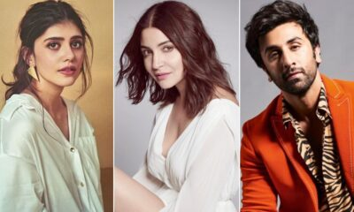 Sanjana Sanghi Calls Ranbir Kapoor As The Perfect Artiste And Mom-To-Be Anushka Sharma An Inspiration!