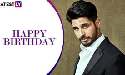 Sidharth Malhotra Birthday: SOTY, Kapoor & Sons, Ek Villain – 5 Times 'Munda Kukkad Kamaal Da' Took Our Breath Away!