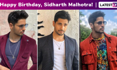 Sidharth Malhotra Birthday Special: Devastatingly Dapper Is Just How This Cool Dude Rolls!