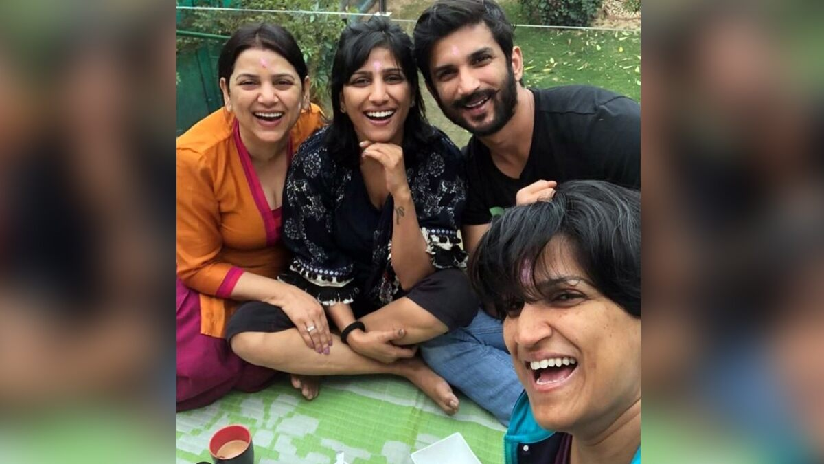Sushant Singh Rajput's Sister Priyanka Pays Tribute to Late Brother on His Birth Anniversary (Watch Video)