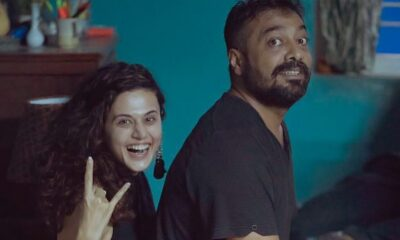 Taapsee Pannu's Film With Anurag Kashyap, A Futuristic Thriller, To Go On Floors In February?
