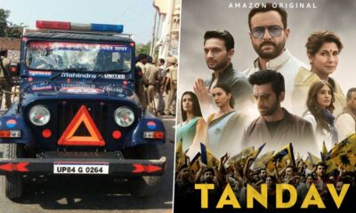 Tandav Row: UP Police Drives To Mumbai To Arrest Saif Ali Khan, Zeeshan Ayyub and Team Amidst the Controversy