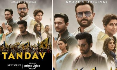 Tandav: Saif Ali Khan's Amazon Prime Show in Controversy as BJP Files Complaint Against it For Hurting Hindu Sentiments