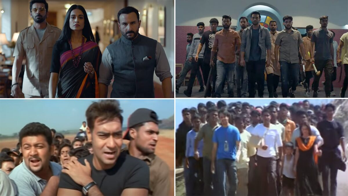 Tandav Song Dhakka Laga Bukka: AR Rahman's Song From The Film Yuva Now Becomes An Youth Anthem For Saif Ali Khan's Web Series! (Watch Video)