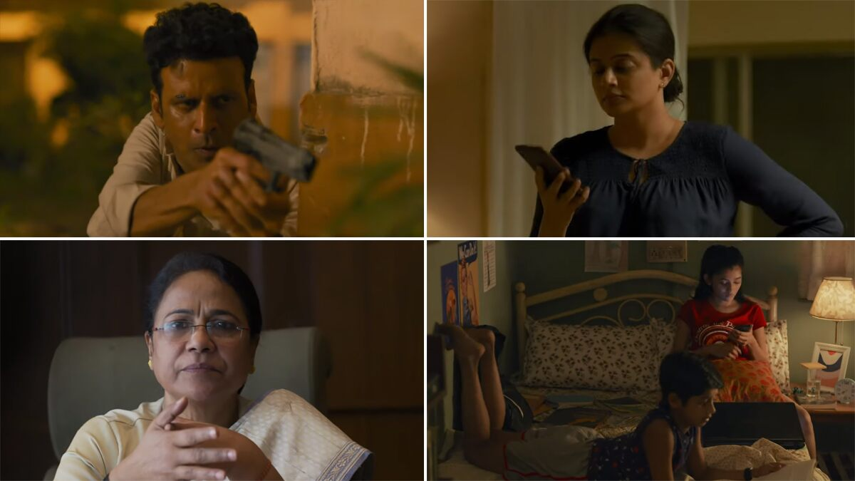 The Family Man 2 Teaser: Manoj Baypayee Has Gone Incognito and We Wonder When Will Return Back for Some Action (Watch Video)