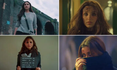 The Girl on the Train Teaser: Parineeti Chopra's Curious Self Leads Her to a Dark Past (Watch Video)