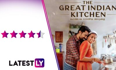 The Great Indian Kitchen Movie Review: Nimisha Sajayan and Suraj Venjaramoodu's Social Drama Is Brilliant! (LatestLY Exclusive)