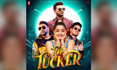 Top Tucker: Rashmika Mandanna To Star in a Colourful Music Video Featuring Badshah, Yuvan Shankar Raja and Amit Uchana!