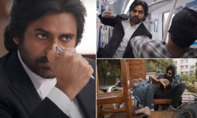 Vakeel Saab Teaser: Pawan Kalyan Makes Sure His Comeback Is Stylish and Powerful (Watch Video)