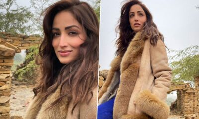 Yami Gautam Gets Nostalgic on Sets of 'Bhoot Police' in Jaisalmer, Actress Started Her Journey as an Actor at the Same Place (View Post)