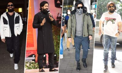 Yash Birthday Special: If Swag Needed a New Definition, His Name Would Be It (View Pics)