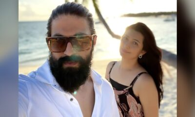 Yash Jets Off To Maldives With Radhika Pandit And Kids! KGF Star Gives A Glimpse Of His Vacay From The Tropical Paradise (View Pics)