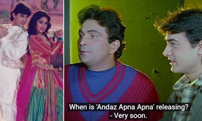 28 Years Of Damini: Did You Know Aamir Khan Did His First Item Song For The Film And Also Promoted Andaz Apna Apna With His Cameo? (Watch Video)