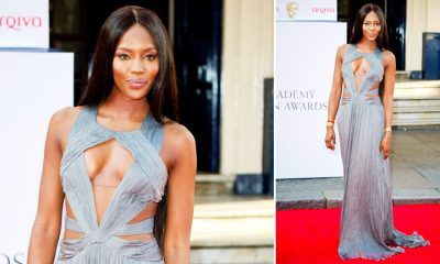 Actress Naomi Campbell Says Air Conditioning Gives Her Wrinkles