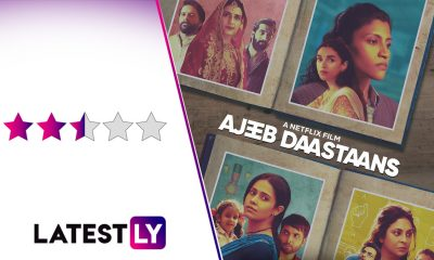 Ajeeb Daastaans Movie Review: Konkona Sen Sharma, Shefali Shah's Segments Stand Out in This Underwhelming Netflix Anthology (LatestLY Exclusive)