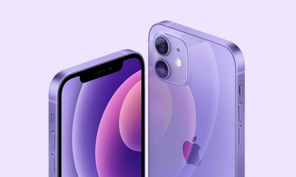 Apple iPhone 12 & iPhone 12 Mini Purple Colour Introduced in India