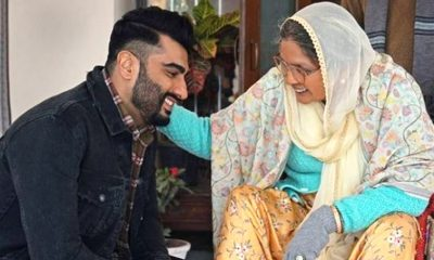 Arjun Kapoor Reacts to Neena Gupta's Role in Sardar Ka Grandson, Says 'I Think the Way She Behaves Is Very Similar to My Nani'