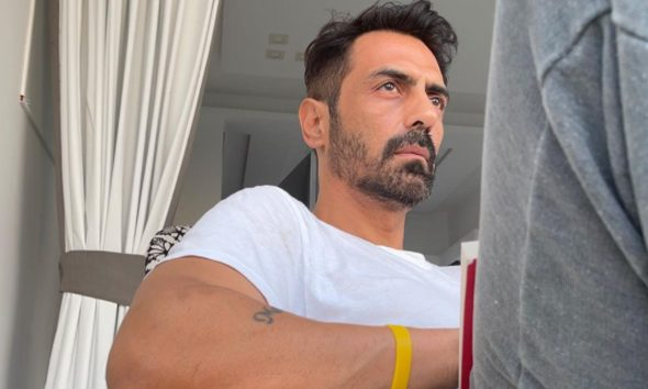 Arjun Rampal Shares Glimpse of His Quarantine Life With Fans (See Pic)