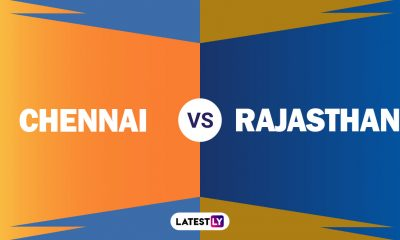 CSK vs RR Live Score Updates of VIVO IPL 2021: Catch Live Commentary and Full Scorecard of Chennai Super Kings vs Rajasthan Royals