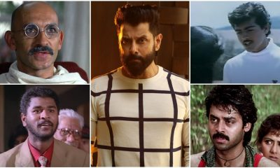 Chiyaan Vikram Birthday Special: From Thala Ajith to Ben Kingsley, 7 Actors for Whom Cobra Star Lent His Deep Baritone to Before Achieving Superstardom (LatestLY Exclusive)