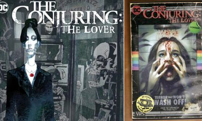 DC Comics Announces Horror Imprint With The Conjuring's Comicbook Series