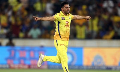 Deepak Chahar Registers His Best IPL Figures During PBKS vs CSK Clash