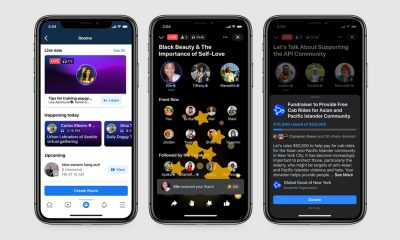 Facebook To Launch Clubhouse Rival 'Live Audio Rooms' Soon