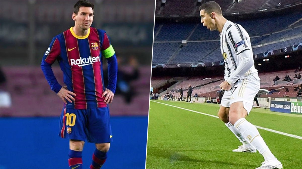 Fans Excited to Watch Cristiano Ronaldo vs Lionel Messi Rivalry Frequently In European Super League as Barcelona and Juventus Become Founding Members