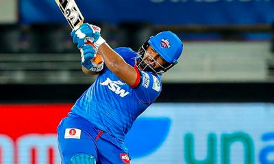 For the First Time at Wankhede Stadium in IPL History Team Fails to Hit a Six As Delhi Capitals' Innings Ends With no Maximum Hit