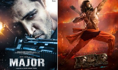 From Adivi Sesh's Major to Ram Charan, Jr NTR's RRR, List of Upcoming Patriotic South Movies
