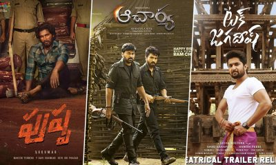 From Allu Arjun's Pushpa, Chiranjeevi's Acharya to Nani's Tuck Jagadish; These Most-Awaited Telugu Films Suffer Due to COVID-19 Pandemic