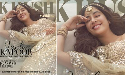 Janhvi Kapoor's Vivaciousness is On Display In Her New Magazine Cover (View Pics)