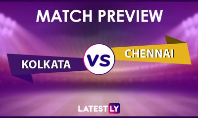 KKR vs CSK Preview: Likely Playing XIs, Key Battles, Head to Head and Other Things You Need To Know About VIVO IPL 2021 Match 15