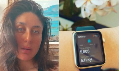 Kareena Kapoor Khan Inspires Fans To Continue Working Out Amid the COVID-19 Lockdown (View Post)