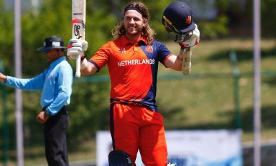 Max O'Dowd Becomes First Netherlands Batsman To Score A T20I Century, Helps Team Beat Malaysia in Tri-Nation Match