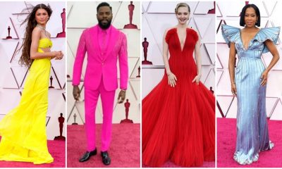 Oscars 2021 Best-Dressed List: From Zendaya to Colman Domingo, Stars Bring Their Fashion A-Game to 93rd Academy Awards Red Carpet