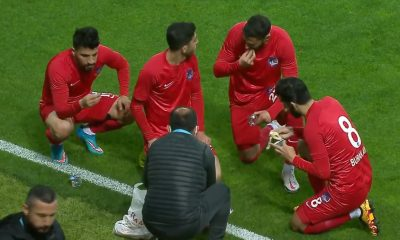 Players Break Ramadan Fast During Football Match in Turkey After Hearing the Evening Call to Prayer (Watch Video)