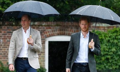 Prince William, Prince Harry Won't Walk Next to Each Other at Prince Philip's Funeral, The Buckingham Palace Confirms