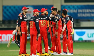 RCB vs KKR, IPL 2021 Toss Report and Playing XI Update: Rajat Patidar Replaces Daniel Christian as Virat Kohli Elects to Bat