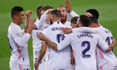 Real Madrid Makes Way into UEFA Champions League 2021 Semi-Final on the Basis of Aggregate, Match Against Liverpool Ends With Goalless Draw