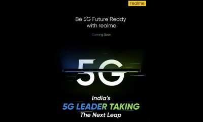 Realme 8 5G Smartphone With Dimensity 700 SoC To Be Revealed On April 16; Teased Online Via Flipkart