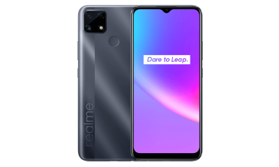 Realme C25 First Online Sale Today at 12 Noon via Flipkart & Realme.com