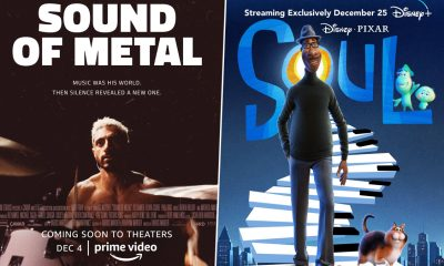 Riz Ahmed's Sound Of Metal and Jamie Foxx's Soul Win Big at Cinema Audio Society Awards 2021